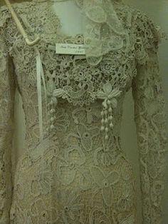 From The Sheelin Irish Lace Museum