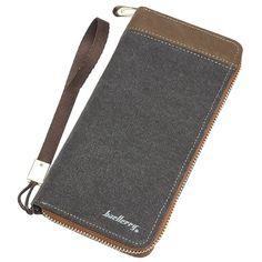 Women LeatherCute Fantasy Unicorns Wallet Large Capacity Zipper Travel Wristlet Bags Clutch Cellphone Bag