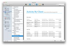 Billings Pro Invoice Software