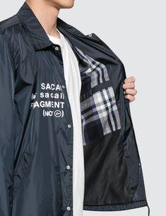 efaf9a712518 Sacai x Fragment Design Sacai X Fragment Jacket