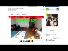 Bedroom For Rent. Room is Immediately Available. - Best Roommate Finder Service