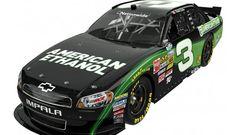 Austin Dillon New Nation Wide Race Ride