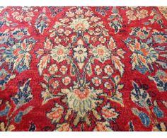 PERSIAN RUG SAROUK Oriental Rug 6' 4 x 9' 7 by LesniakOrientalRugs, $1900.00