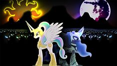 MLP: Armoured And Working Together