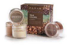 The multipurpose Makeup kit- EARTH. Do it the FARAN way & explore the advantages. 100% Natural origin, ECOCERT certified.