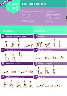 Bikini Body Guide de Kayla Itsines: explications Plus bbg Fitness Workouts, Bbg Workouts, Fitness Motivation, Abs Workout Routines, Fit Girl Motivation, Workout Schedule, Workout Guide, Workout Plans, Workout Challenge