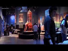 MOSTI - Interactive digital museum exhibit design - YouTube