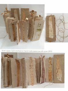 Unique bookwork. Louise Baker