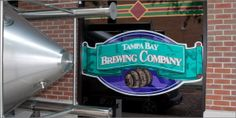 Tampa Bay Brewing Co. (Tampa, Fl) Diners, Drive-Ins  Dives