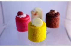 MINI ANGEL CAKE, set de 4 parfums