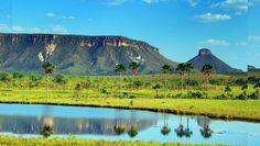 Nordeste Brasileiro: Maranhão: CHAPADA DAS MESAS