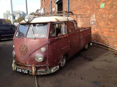 VW split window double cab
