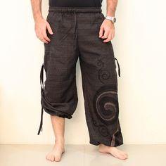 Drop Crotch Harem Pants Men. Buy Cheap Yoga Pants. We ship worldwide. #yogapants #yoga #namaste
