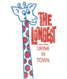 """Mr Vintage """"Longest Drink in Town"""" Kids T-Shirt - Small (approx age images, image 2 of 3 Vintage Advertisements, Vintage Ads, Vintage Images, Chicken Boxes, Hamms Beer, Long Drink, New Zealand Art, Jr Art, Kiwiana"""
