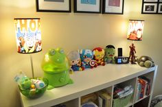 marvel theme baby room | You Might Not Be Able To Handle This Adorable Marvel Themed Nursery