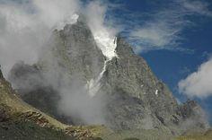 The Manimahesh Kailash Peak is situated 26 km away from Bharmour. The Manimahesh Kailash Peak also known as Chamba Kailash.