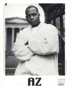 Rapper AZ  Queens Finest