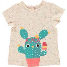 Tee-shirt bébé fille ROSE CLAIR DPAM 7,99€ Taille 18 mois