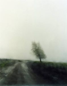 Todd Hido (Generally images that lack focus are found to be less than desirable but this . speaks in many different ways and the roadway with a single tree provides focus on a different level. Landscape Photography, Art Photography, Todd Hido, Fotografia Macro, Photo D Art, Art Brut, Ansel Adams, Land Scape, Scenery