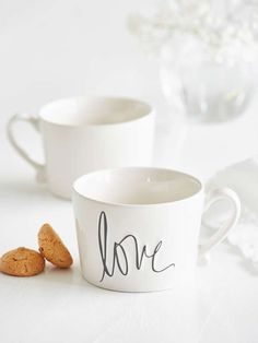 Kids back at school this morning? Think a coffee is needed You can shop our beautiful Love Mug via the link in our bio. Indoor Lanterns, Candle Lanterns, New Nordic, Nordic Living, Interior Styling, Interior Decorating, Interior Design, Beautiful Love, Candle Holders