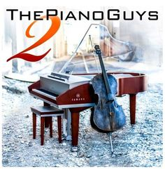 The Piano Guys 2. New CD of their unique mash-ups of pop and classical favorites.  They will be signing at the SLC Downtown Deseret Book store on Wed. May 8th, 6-8pm. Details here: http://deseretbook.com/stores/event/1587