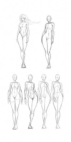70 new ideas drawing reference poses human figures character design Body Sketches, Drawing Sketches, Cool Drawings, Drawing Tips, Sketching, Female Drawing Poses, Drawing Ideas, Anime Poses Female, Figure Drawing Female