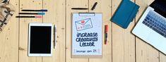Newsletter - Increase Creativity Life Hacks Deutsch, 29 Days, Workshop, Lettering, Motivation, Link, Blogging, Challenges, Post