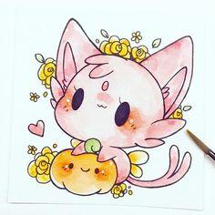 halloween espeon! ❤️