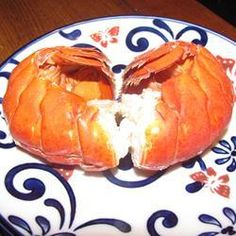 """Steamed Lobster Tails 