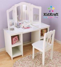 KidKraft Deluxe Vanity & Chair Toy  http://www.bestdealstoys.com/kidkraft-deluxe-vanity-chair-toy/