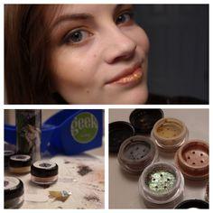 Makeup Challenge: Amanda from C2C vs. Katie from Geek & Sundry