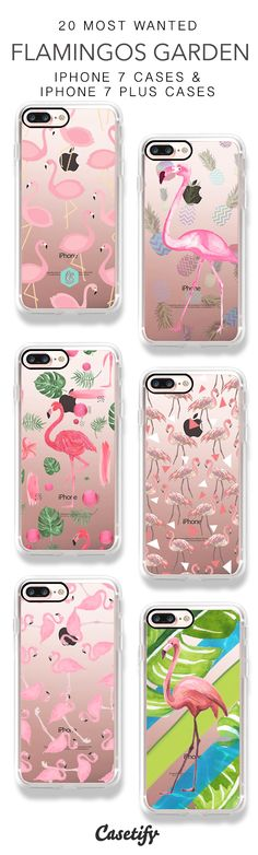Flamingos in the garden iPhone 7 Cases and iPhone 7 Plus Cases here > https://www.casetify.com/artworks/ZNNR3EECAF
