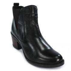 Ankle boot preto BER12152___002