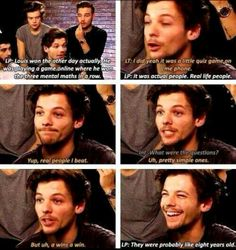 This is why I love Louis Tomlinson