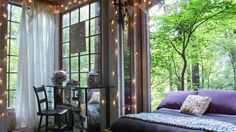 I have a confession. I am a boho-addict. I didn't think it was a problem until I realized I had trouble sleeping in any bedroom that didn't feature boho-chic decor.  Me attempting to relax in a no...