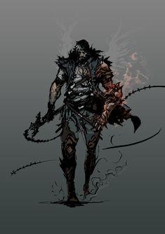 Castlevania Lords of Shadow 2 Victor Belmont Concept Art, Jorge Benedito Castlevania Wallpaper, Castlevania Anime, Castlevania Lord Of Shadow, Character Concept, Character Art, Concept Art, Character Design, Shadow King, Shadow 2