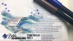 Ai Bible Journaling - Stone Path Part 2