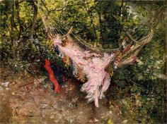 The Hammock (Giovanni Boldini)