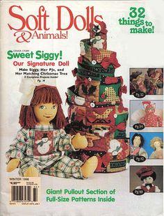 Еще один журнал по текстильной кукле.. Обсуждение на LiveInternet - Российский Сервис Онлайн-Дневников
