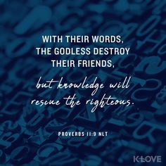 #VOTD #scripture #knowledge #foodforthought