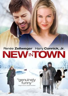 Renee Zellweger stars opposite Harry Connick Jr. in this snow-packed romantic comedy. NEW IN TOWN begins in Miami, home to Lucy Hill (Zellweger), a single, high-powered executive on the fast track to