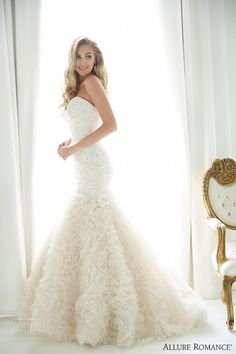Allure Romance Fall 2015 Bridal Collection — Sponsor Highlight | Wedding Inspirasi