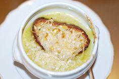 Iby Lippold Haushaltstipps : Supe á l`oignon - Zwiebelsuppe