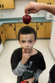 9-year-old Tavyan focuses on healthy habits and growing fresh fruits and veggies in his Club's garden