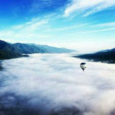 驚豔感動熱氣球旅遊 Balloon travel in Taitung 天際航空Skyrainbow 感謝ELTA報導 好運呷透透