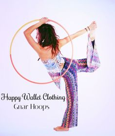 Gnar Hoops & Happy Wallet Clothing ~ Custom Apparel & Hoops  The combined energies of Gnar and HWC offer a one-stop flow shop experience. Gnar passionately focuses on creating custom hoops and LEDs. Quality is of utmost importance & a unique experience is to boot. HWC follows on these focuses, contributing functional high-movement apparel at affordable, thoughtful prices. Offered in sizes XS-Plus when possible; unisex and mens pieces are continually growing.