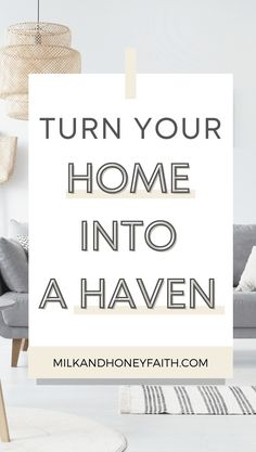 There are practical steps you can take to not only make your home more inviting, but also into an actual haven.  Learn how home decor can be part of your ministry at home. Christian Women, Christian Living, Christian Faith, Proverbs 31 Woman, Christian Encouragement, Best Blogs, Christian Inspiration, Winter, Prayers