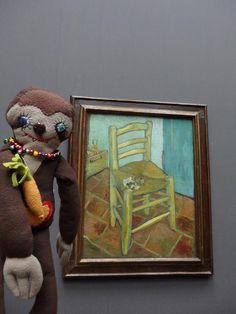 England- Van Gogh picture.