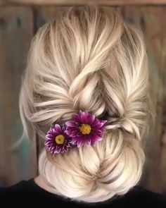 Hairstyle for bride hairstyles braids Hairstyle for bride Easy Hairstyles For Long Hair, Creative Hairstyles, Bride Hairstyles, Hairstyle Ideas, Thin Hairstyles, Party Hairstyles, Running Late Hairstyles, Engagement Hairstyles, Dress Hairstyles