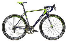 2014 WorldTour Team bikes: Movistar's Canyon Ultimate CF SLX 9.0 and Aeroad CF 9.0 Team   road.cc